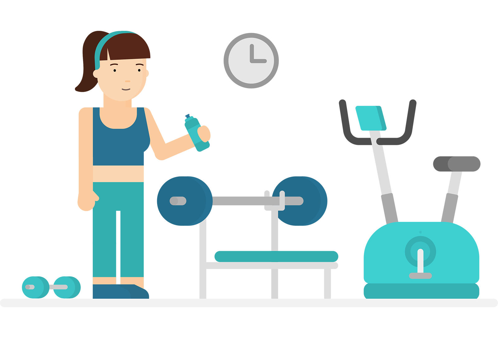 Online Scheduling for Gyms, Personal Trainers and Fitness Centres